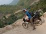Sur la route - Nord Laos
